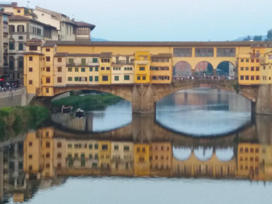ponte velha passeio guia particular florenca - Centro Histórico de Florença