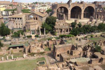 Monumentos do Fórum Romano