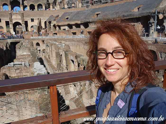 Visitar os SUbterrâneos do Coliseu