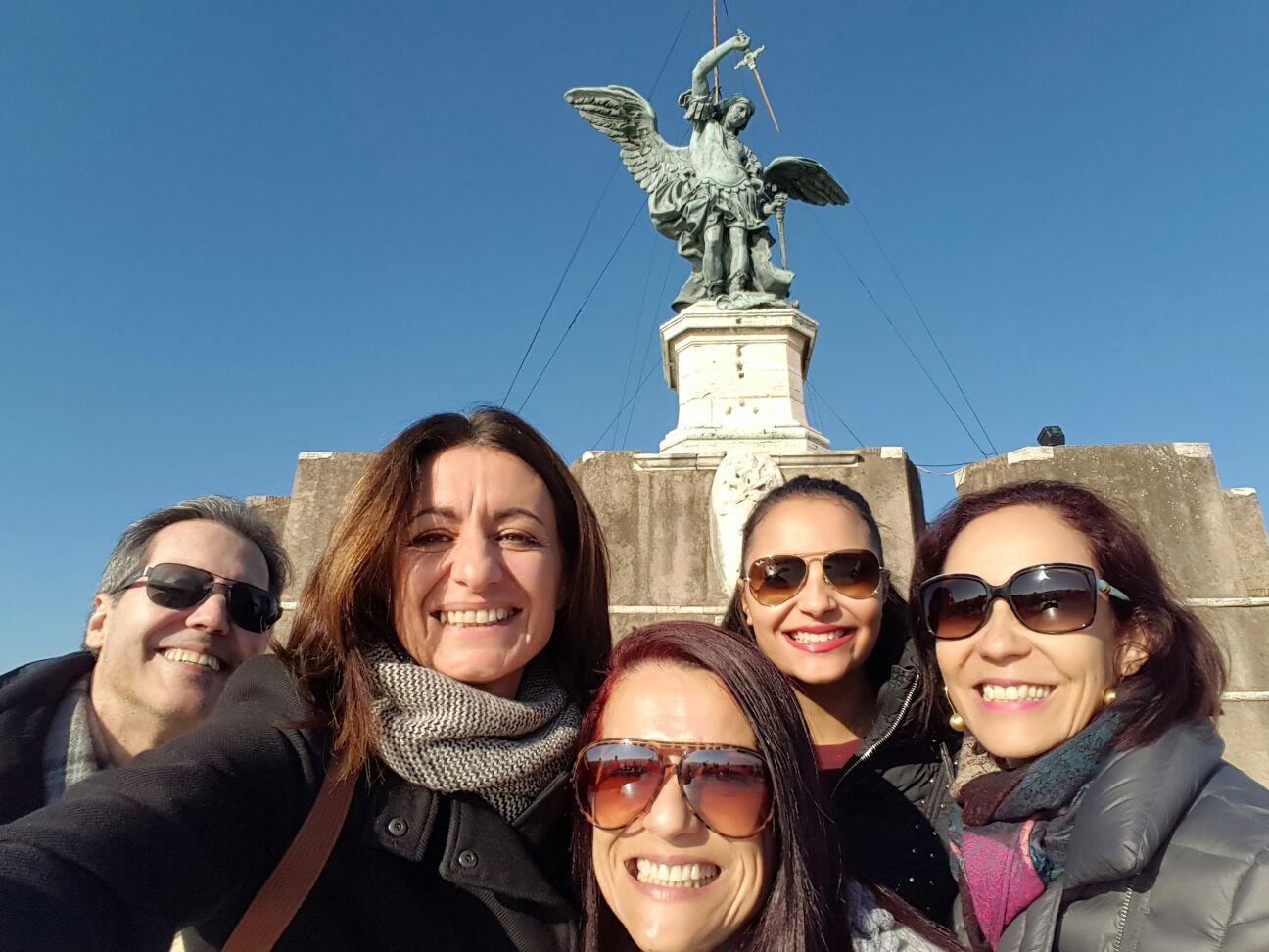 CastelSantangelo Malhadas - Passeios Roma, centro-histórico museal!