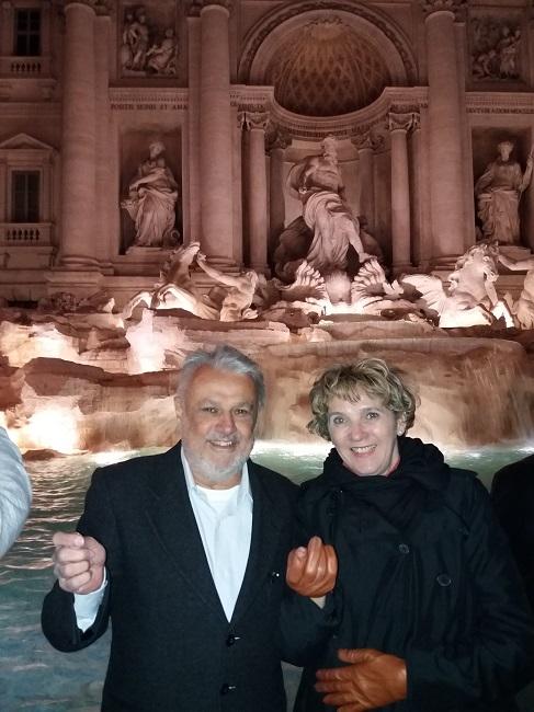 clientes fontana di trevi guia roma portugues - Passeios Roma, centro-histórico museal!