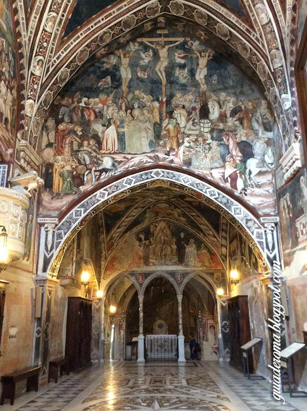visitar mosteiro sao bento roma - Visitar o Mosteiro de São Bento