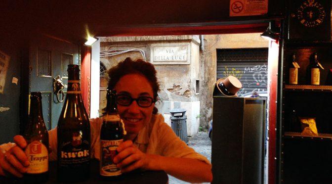 guia brasileira roma cervejas trastevere 672x372 - Cinco bares em Trastevere, Roma