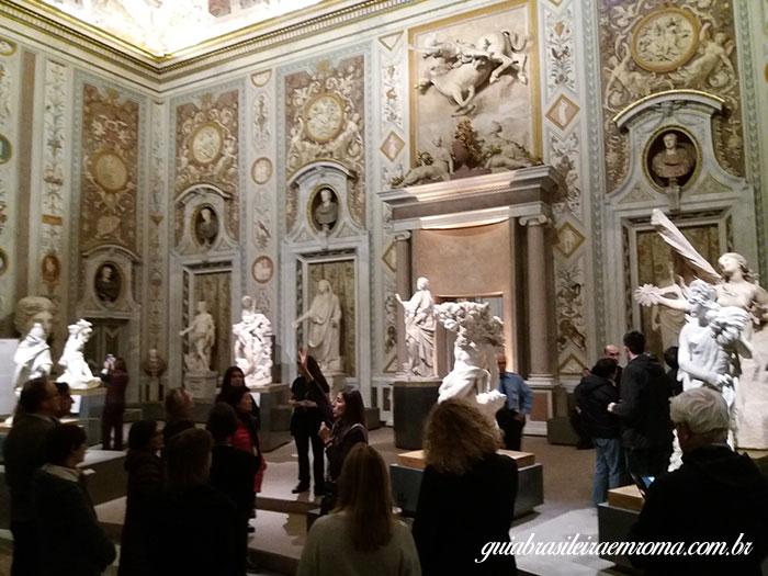 expo bernini galeria borghese entrada - Mostra do Bernini na Galleria Borghese