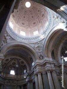 santos lucas martina cupola interior pietro cortona 225x300 - Igreja dos Santos Lucas e Martina