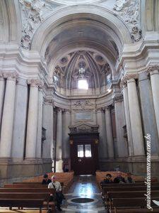 santos lucas martina nave centrao interior pietro cortona 225x300 - Igreja dos Santos Lucas e Martina