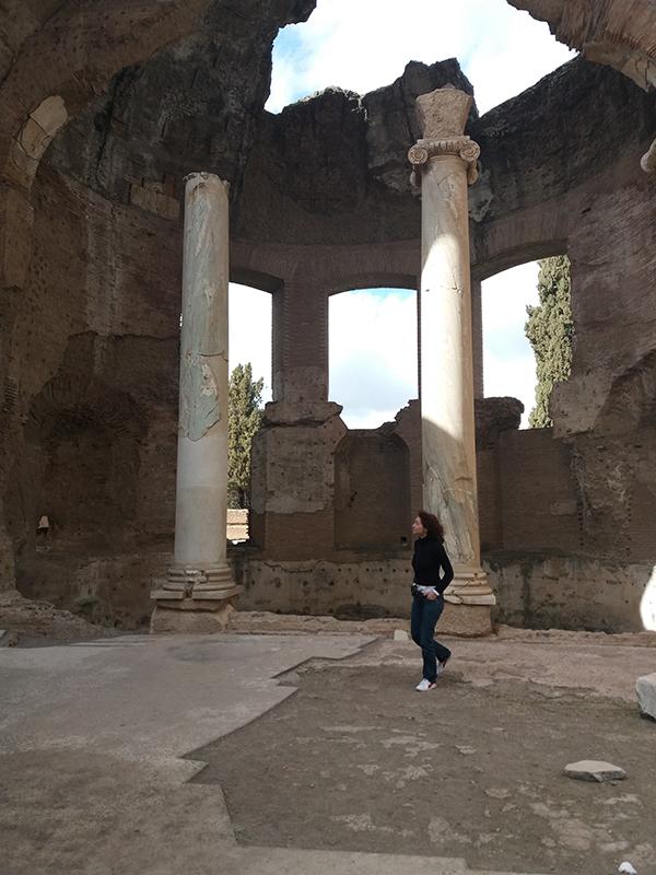 villa adriana insta 1 - Alta e altíssima estação na Itália - quais são os períodos?