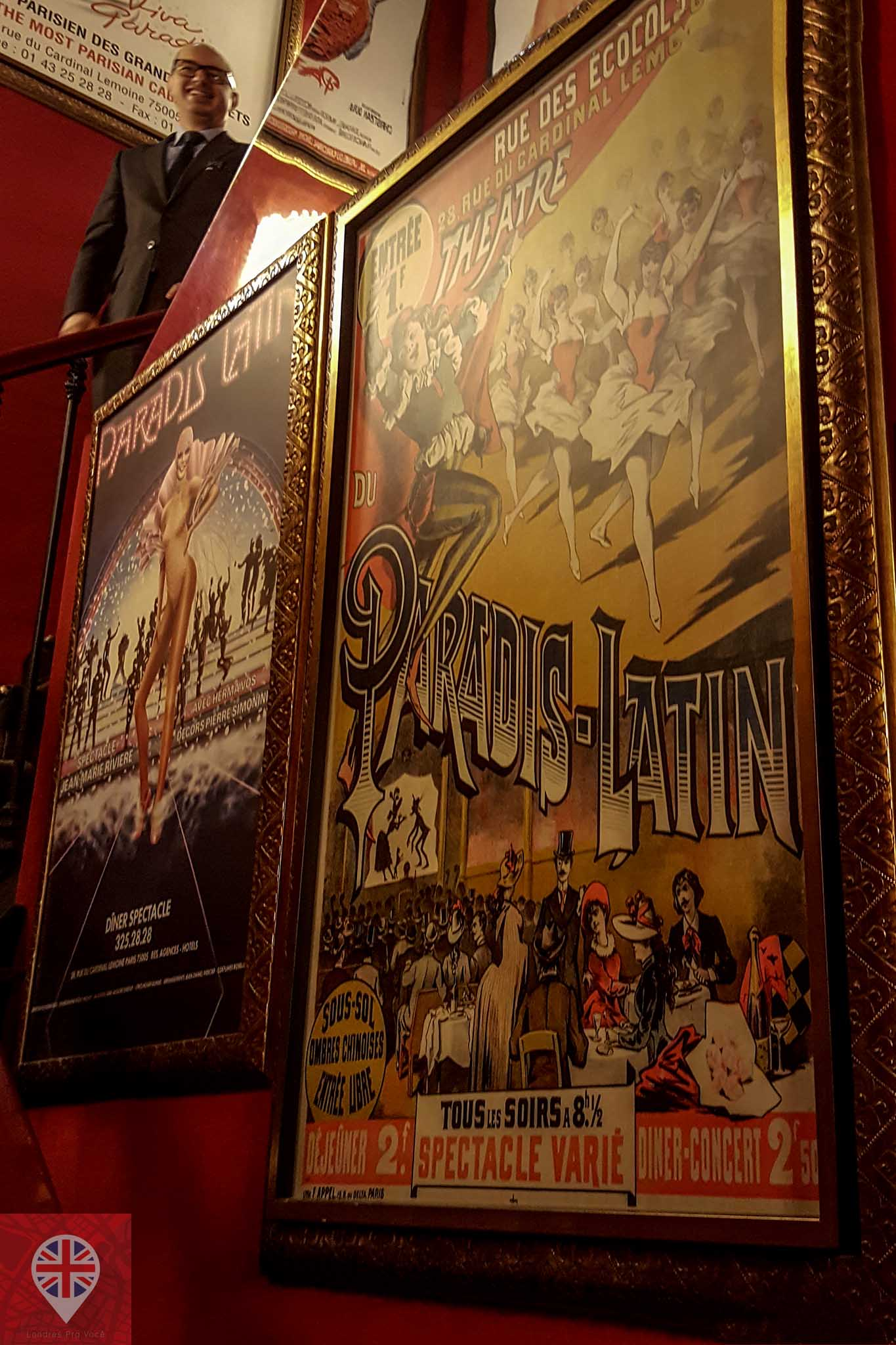 paradis latin show - Patrícia de Roma na Lutécia - o IV Encontro Europeu de Blogueiros Brasileiros