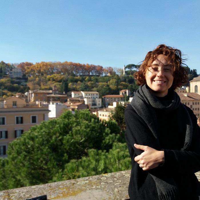 patricia roma em portugues - Patrícia de Roma na Lutécia - o IV Encontro Europeu de Blogueiros Brasileiros