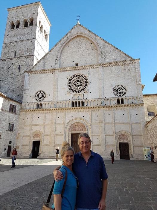 Assis guia portugues - Visitas guiadas em Roma em português