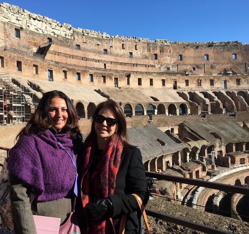 Coliseu interior guia particular portugues - Visitas guiadas em Roma em português