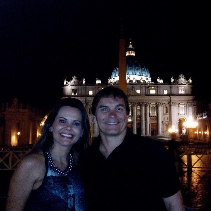 Roma Iluminada guia portugues - Visitas guiadas em Roma em português
