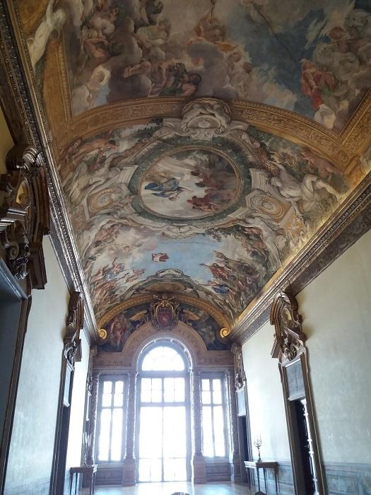 palacio pamphilj cortona - Palácio Pamphilj, aka Embaixada Brasileira em Roma