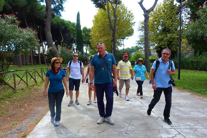 pompeia guia portugues - Visitas guiadas em Roma em português