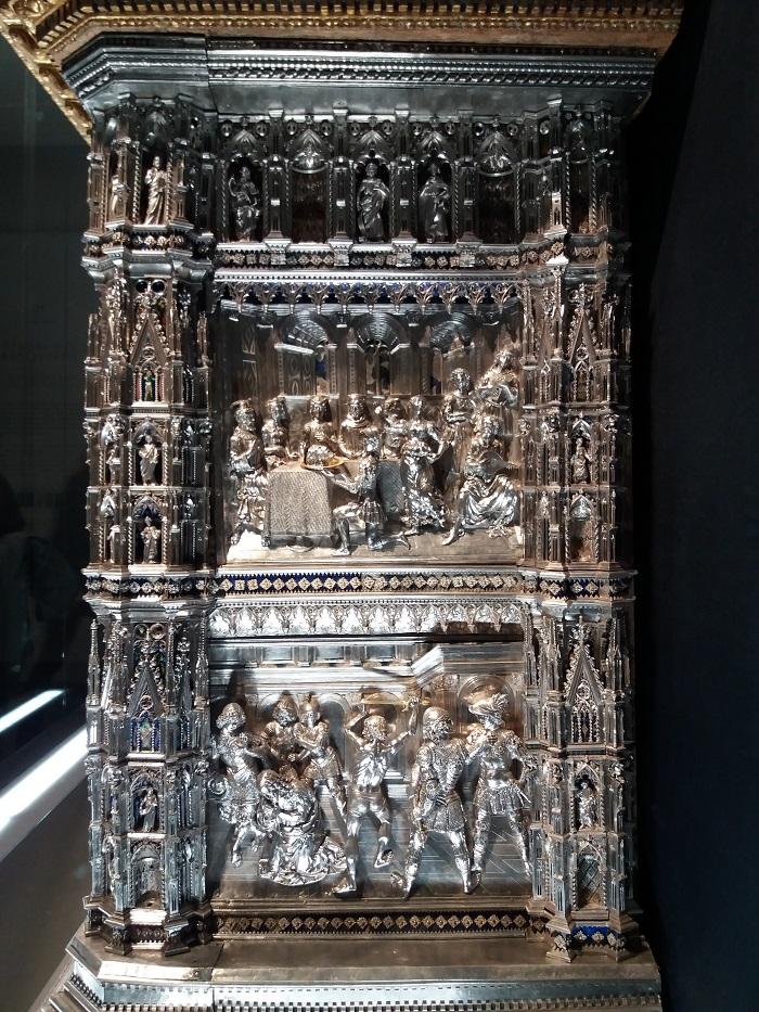 altar batisterio florenca - Imperdível o Batistério de Florença