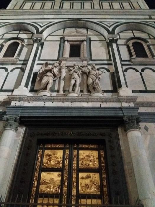 batisterio florenca porta Ghiberti Leste - Imperdível o Batistério de Florença