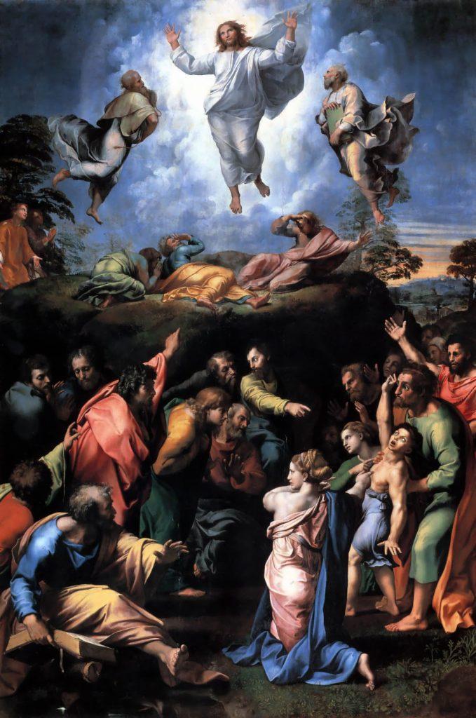 Transfiguration Raphael 679x1024 - Visita guiada aos Museus Vaticanos: a Pinacoteca