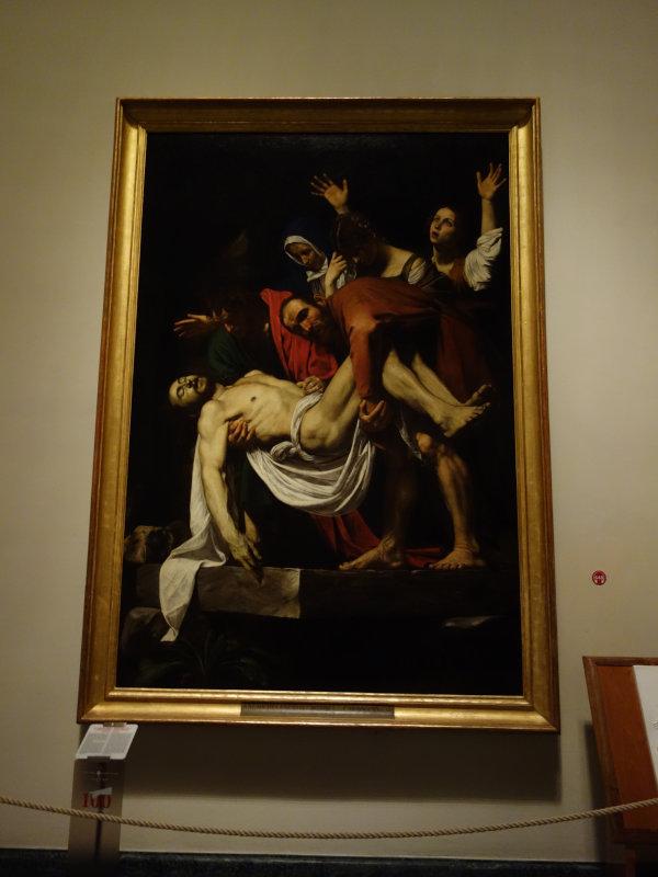 pinacoteca vaticana caravaggio guia brasileira Roma - Visita guiada aos Museus Vaticanos: a Pinacoteca