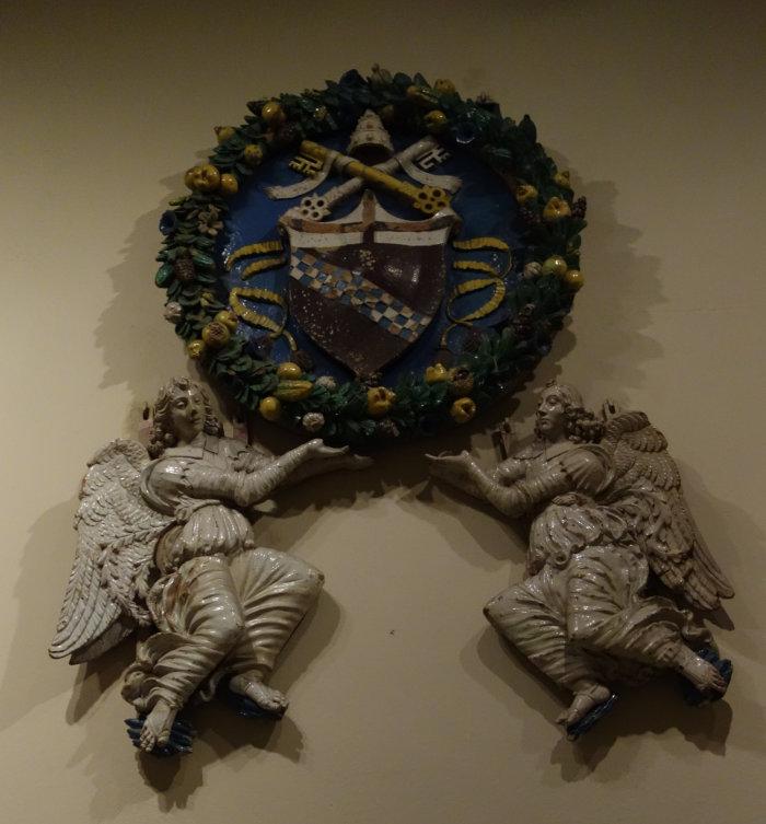 pinacoteca vaticana buglioni guia brasileira florenca - Visita guiada aos Museus Vaticanos: a Pinacoteca