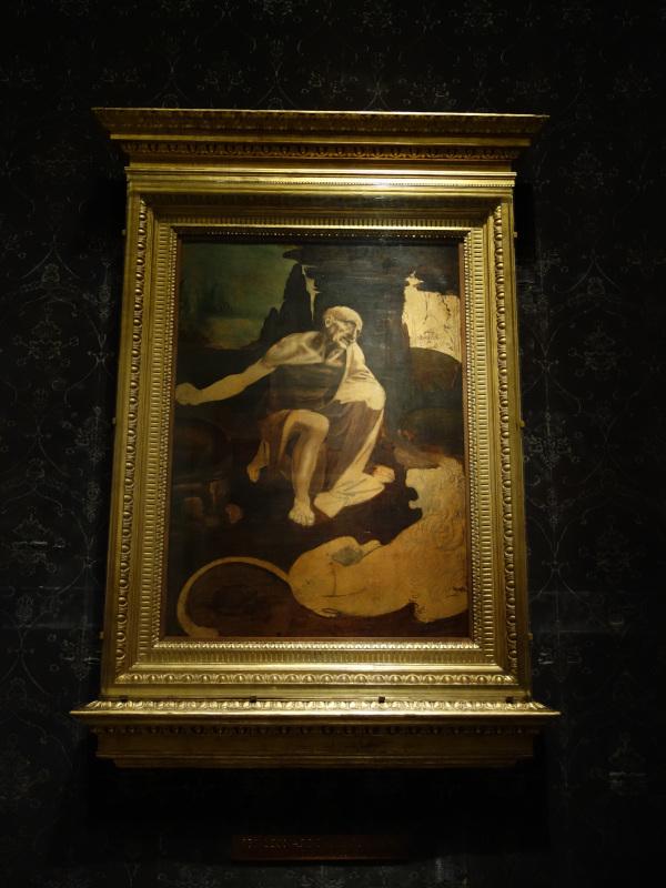 pinacoteca vaticana leonardo da vinci - Visita guiada aos Museus Vaticanos: a Pinacoteca