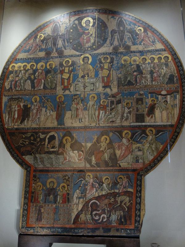 pinacoteca vaticana madeira XI seculo - Visita guiada aos Museus Vaticanos: a Pinacoteca