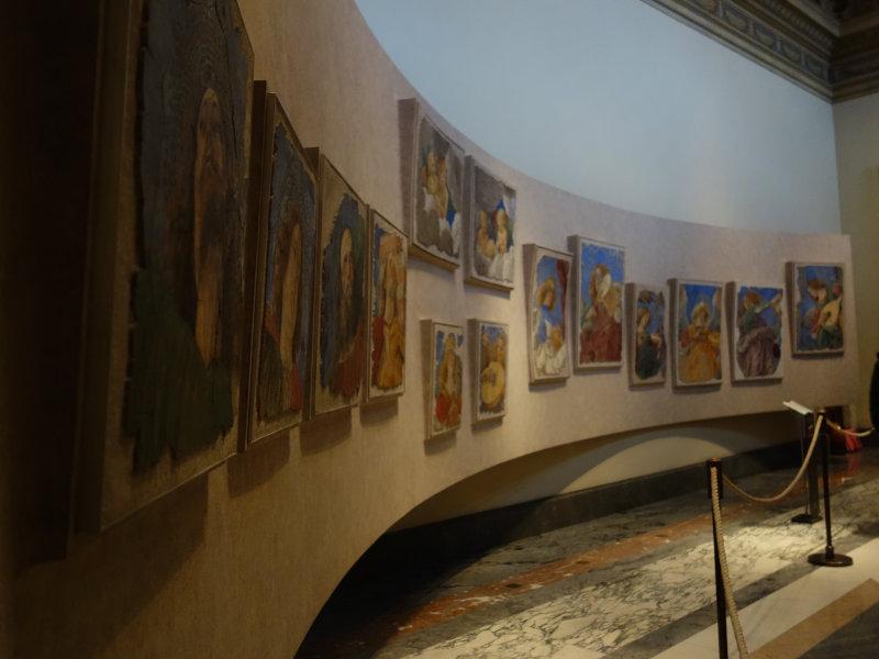 pinacoteca vaticana melozzo forli guia brasileira roma - Visita guiada aos Museus Vaticanos: a Pinacoteca
