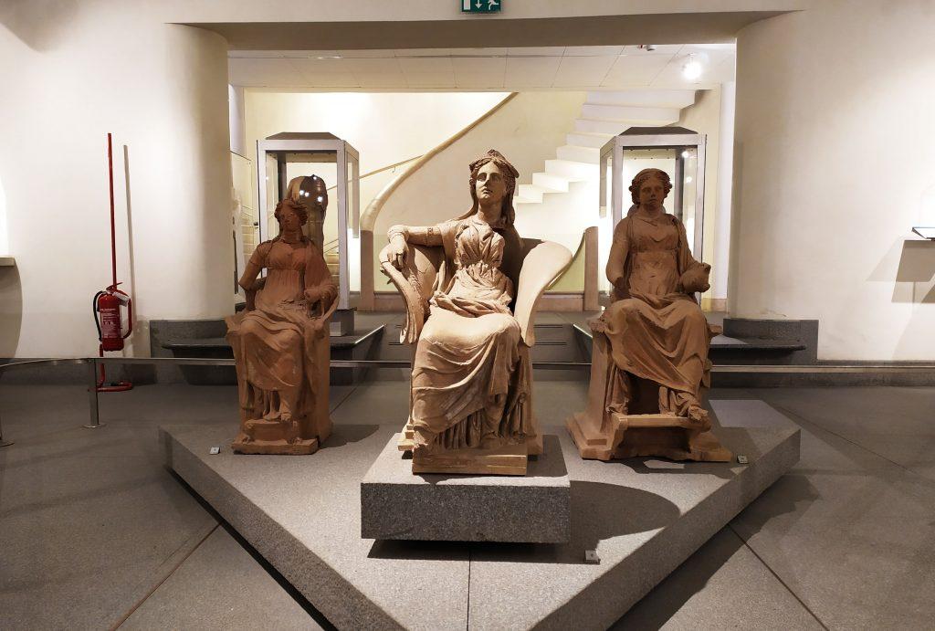 ceramica core cerere termas diocleciano 1024x691 - Museu das Termas de Diocleciano