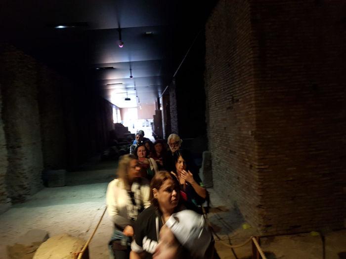 passear subterraneos palatino casa augusto - Subterrâneos do Palatino