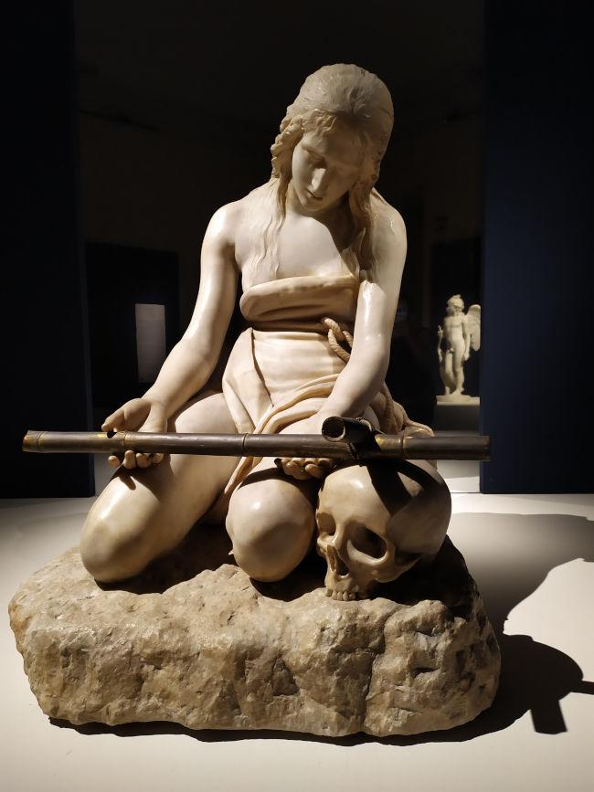 madalena Amorino mostra canova roma 1 - Canova, Eterna Beleza