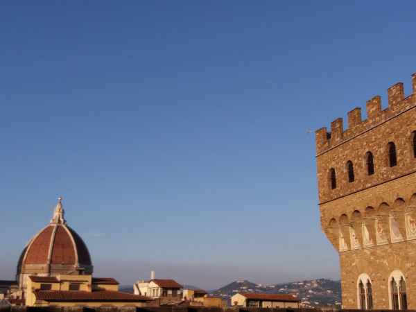terraco uffizi florenca guia - Turismo na Toscana