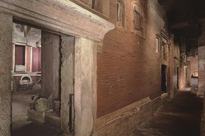 passeio vaticano necropole vaticana - Passeios no Vaticano