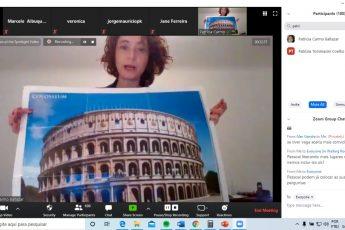 Curso historia online Roma IN LOCO