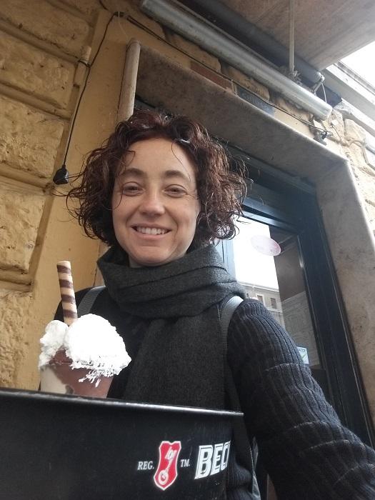 melhor sorvete ROma - Melhores sorvetes de Roma